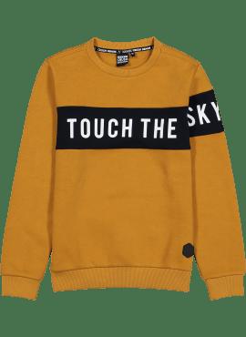 Crush Denim Sweater Watkins