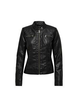 Only Bandit Faux LeatherBiker black