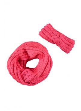 B.Nosy sjaal en Hoofdband