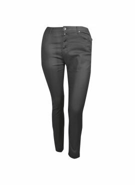 Place du Jour leather look Pant