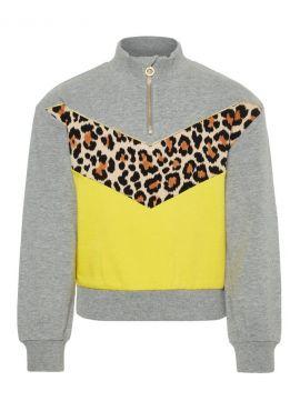 Name it Sweater Linna grey