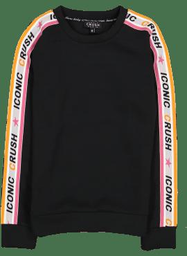 Crush Denim Sweater Wallis