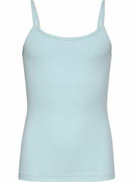 Blue effect Spagethi top