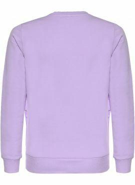 Blue effect sweater