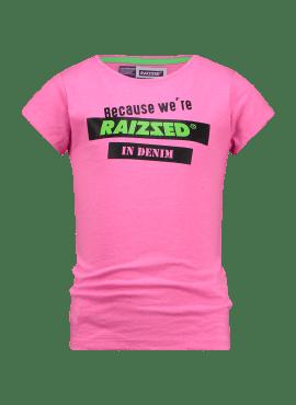 Raizzed T-Shirt Atlanta neon pink