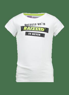 Raizzed T-Shirt Atlanta real white