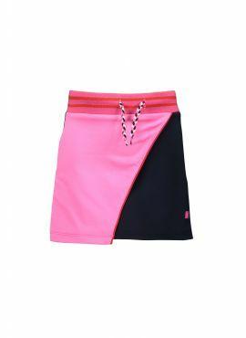 B.Nosy Sweat Skirt space blue