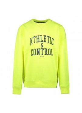 Cars Sweater Control yellow
