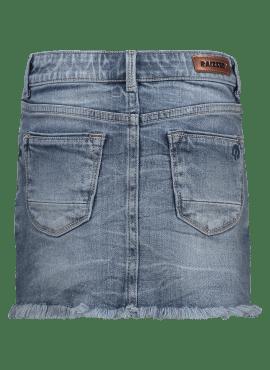 Raizzed Denim Skirt Valencia
