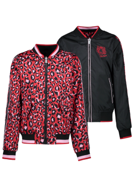 Cars Jacket Calynn poly red
