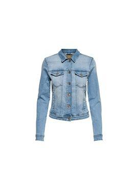 Only Jacket Tia light blue denim
