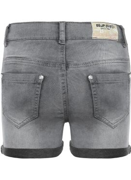 Blue effect short high waist
