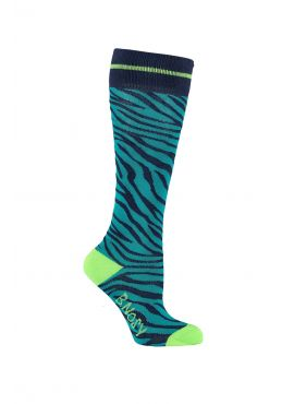 B. Nosy Sock lagoon zebra