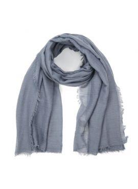 Sunset sjaal jeans blue