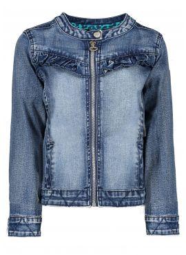 B.Nosy Denim Jacket middle denim
