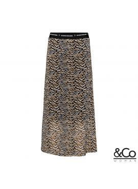 &Co Skirt Lisa multi black