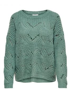 Only Pullover Havana chinois green