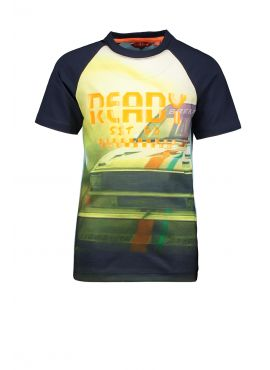 T&v t-shirt ready navy