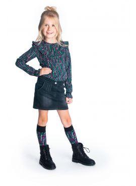 B. Nosy Denim Skirt