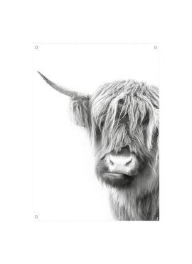 Tuinposter Bull