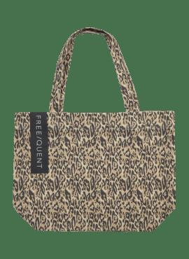 Freequent bag Leopi