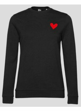 PBK sweater red Heart