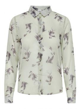 Ichi blouse Celeste