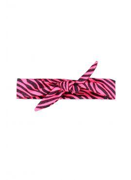 B. Nosy glitter zebra pink