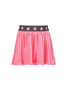 B Nosy Velvet Skirt
