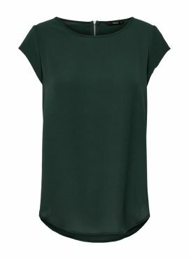 Only Top Solid green