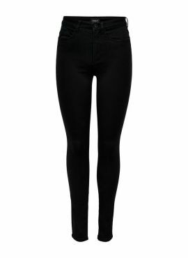 Only Royal High Skinny Jeans black