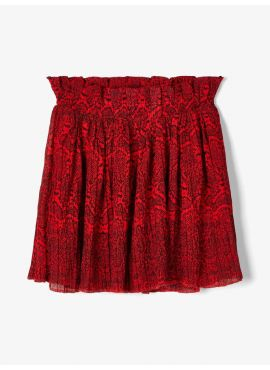 Name it Skirt Tanya red