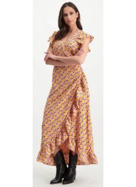 Lofty manner dress Liv