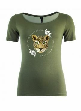 NED Top Leopard