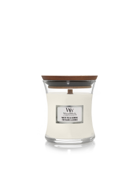 Woodwick White Tea & Jasmine