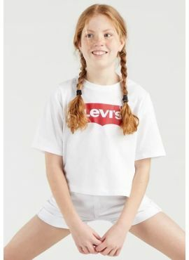 Levi Tee batwing Cropped