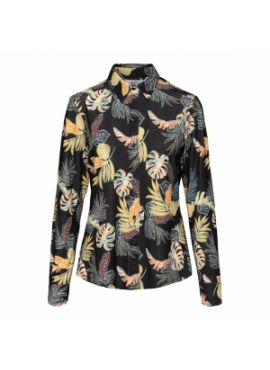 &Co Jersey Blouse Lotte multi black
