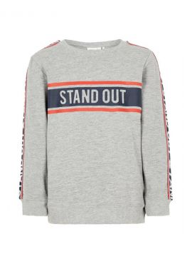 Name it Sweater Lisso grey