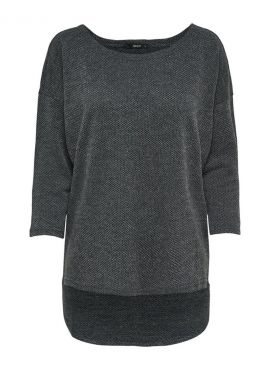 Only Top Lalba grey