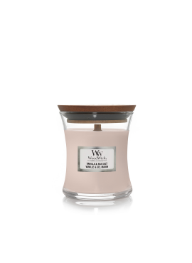 Woodwick Vanilla & Seasalt