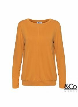 &Co Top Lola ginger