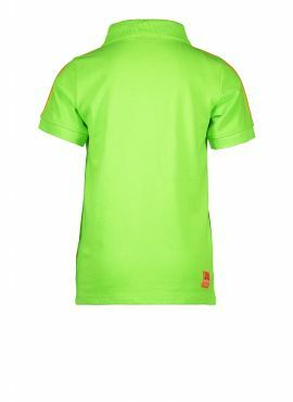T&v Polo Neon green gecko