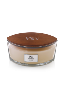 Woodwick White Honey Ellips