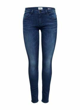 Only Jeans Carmen skinny dark blue