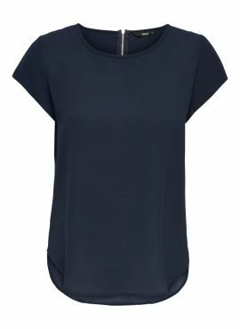 Only Top Solid blue