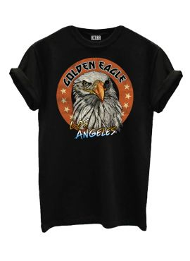 Azuka T-Shirt rockfit golden eagle