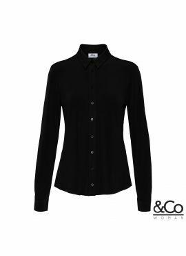 &Co Blouse Lotte black