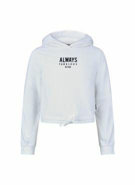 Retour cropped hoodie Demi
