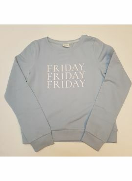 Only Sweater Wendy cashmere blue
