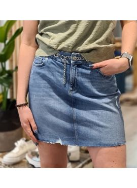 QS jeansrokje